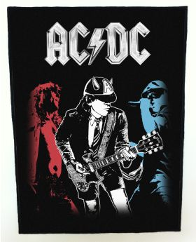 AC/DC backpatch (standard size)