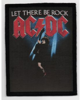 Ac/Dc - Let There Be Rock patch