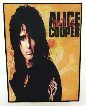 Alice Cooper - Hell Is backpatch (standard size)