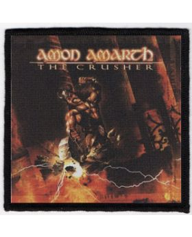 Amon Amarth - The Crusher patch