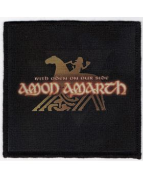 Amon Amarth - With Oden on Our Side patch