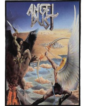 Angel Dust - Into the Dark Past backpatch (21x30 cm)