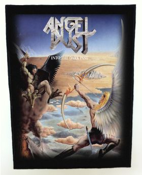 Angel Dust - Into the Dark Past backpatch (standard size)