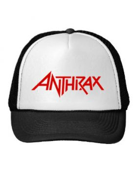 Anthrax - Trucker Cap
