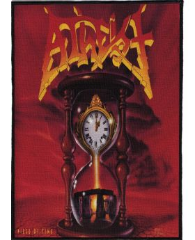 Atheist - Piece of Time backpatch (21x30 cm)