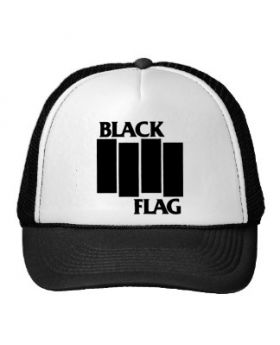 Black Flag - Trucker Cap