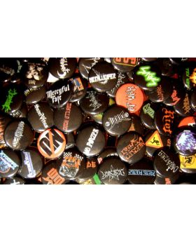 25 Buttons Lot - your choice