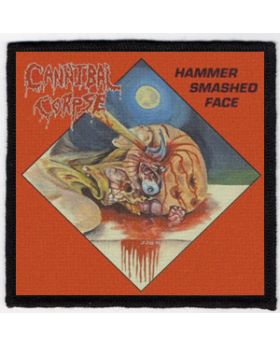 Cannibal Corpse - Hammer Smashed Face patch