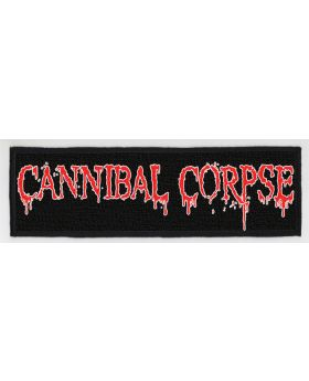 Cannibal Corpse - superstrip patch