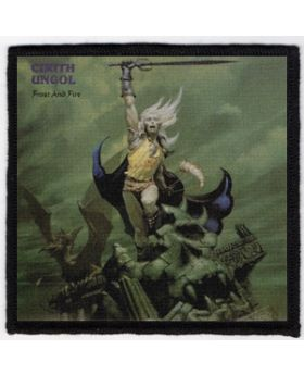 Cirith Ungol - Frost and Fire patch