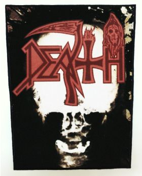 Death - Individual Thought Patterns backpatch (standard size)