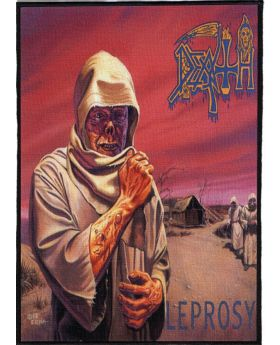 Death - Leprosy backpatch (21x30 cm)