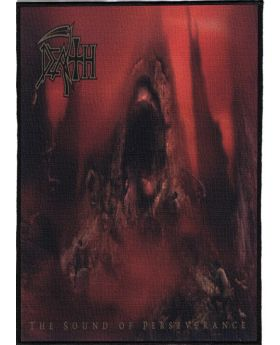 Death - The Sound of Perseverance backpatch (21x30 cm)