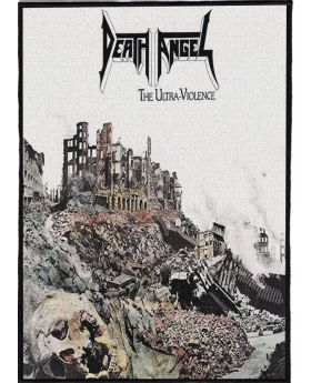 Death Angel - The Ultra-Violence backpatch (21x30 cm)