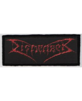 Dismember - Logo patch
