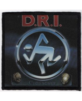 D.R.I. - Crossover patch