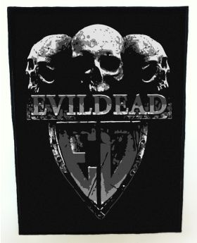 Evildead - Logo backpatch (standard size)