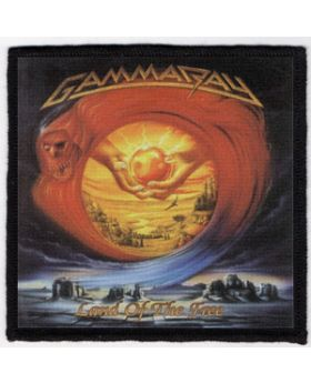 Gamma Ray - Land of the Free patch