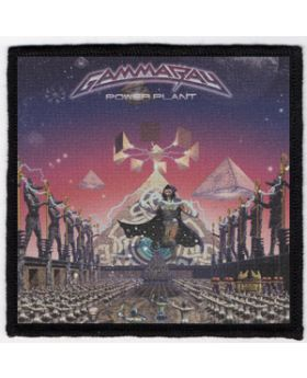 Gamma Ray - Power Plant patch