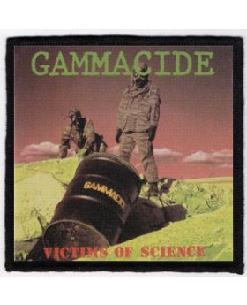 Gammacide - Victims of Science patch