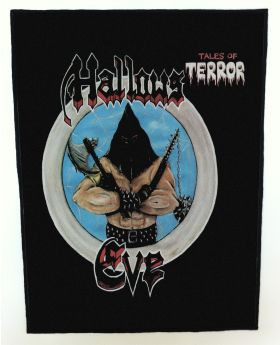 Hallows Eve - Tales of Terror backpatch (standard size)