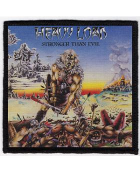 Heavy Load - Stronger Than Evil patch