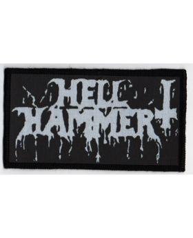 Hellhammer - Logo patch