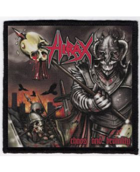 Hirax - Chaos and Brutality patch