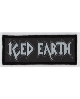 Iced Earth - Logo patch