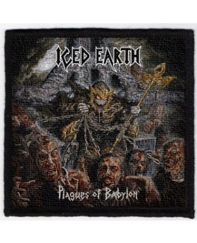 Iced Earth - Plagues Of Babylon patch