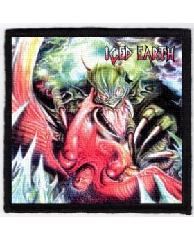 Iced Earth - s/t patch