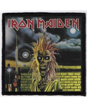 Iron Maiden - s/t patch