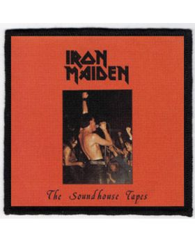 Iron Maiden - The Soundhouse Tapes patch