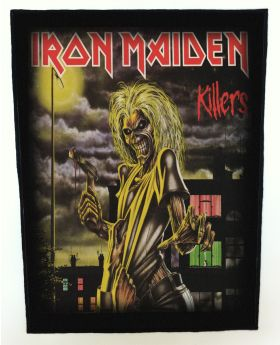 Iron Maiden - Killers backpatch (standard size)