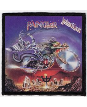 Judas Priest - Painkiller patch