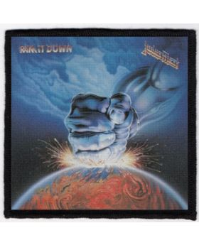 Judas Priest - Ram It Down patch