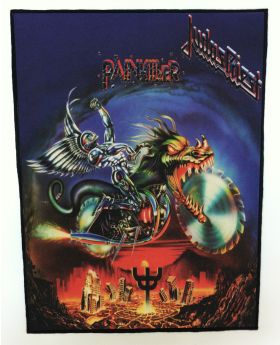 Judas Priest - Painkiller backpatch (standard size)