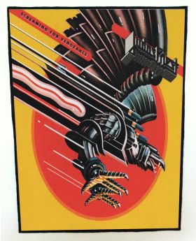 Judas Priest - Screaming for Vengeance backpatch (standard size)