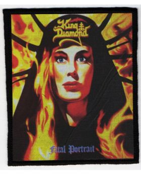 King Diamond - Fatal Portrait patch