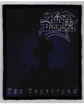 King Diamond - The Graveyard patch