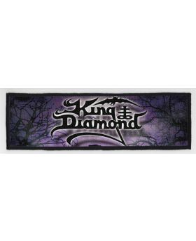 King Diamond - superstrip patch