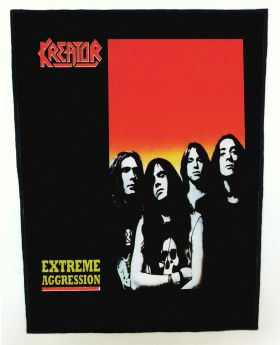 Kreator - Extreme Aggression backpatch (standard size)