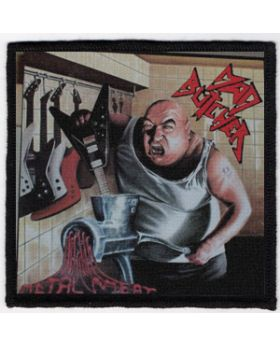 Mad Butcher - Metal Meat patch