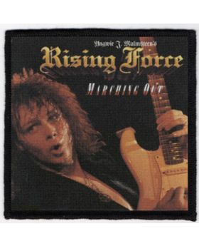 Malmsteen - Marching Out patch