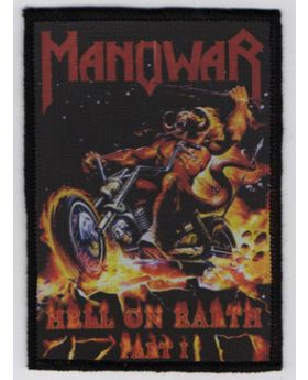 Manowar - Hell on Earth Part I patch