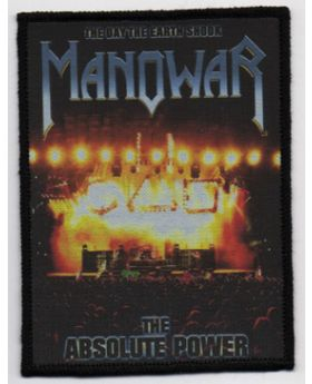Manowar - The Absolute Power patch