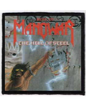 Manowar - The Hell of Steel patch