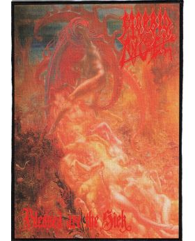 Morbid Angel - Blessed Are the Sick backpatch (21x30 cm)