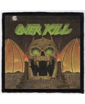 Overkill - The Years of Decay patch