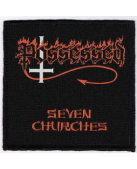 Possessed - Seven Churches patch